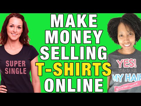 How I Earn Selling T-Shirts Online With Spreadshirt & Failed With Teespring