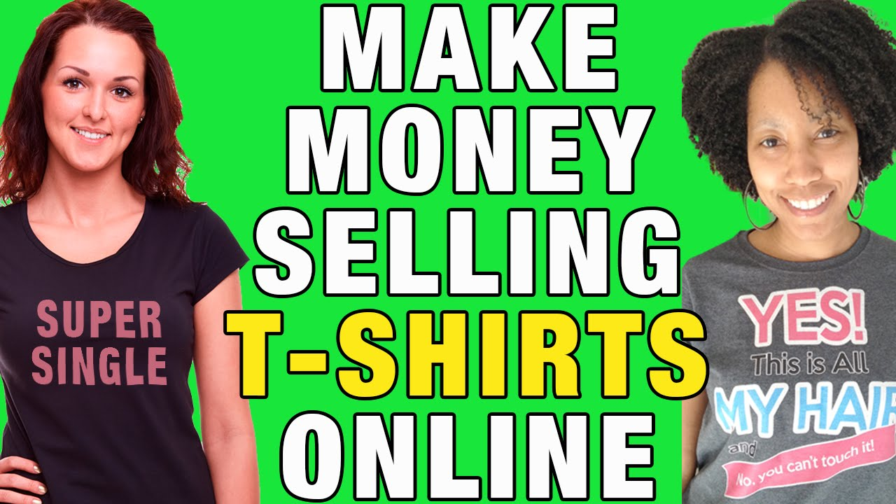 Design your own t shirt virtual - How I Earn Selling T Shirts Online With Spreadshirt Failed With Teespring