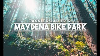 Maydena Bike Park's opening weekend went off; we were there with be...