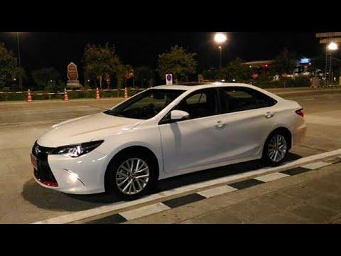 All New Camry Headlightmag Yaris Trd 2018 ร ว Toyota 2 5 Esport Clip01 By Youtube
