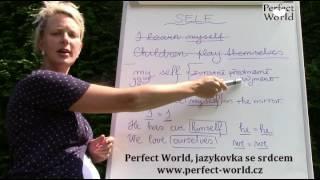 """Anglické """"self"""" - co to vlastně znamená a kde se používá?"""
