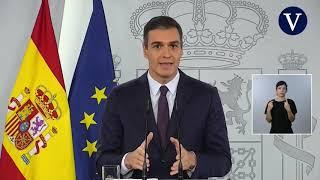 """Sánchez alerta del aumento de contagios: """"La situación es grave, los próximos meses serán muy duros"""""""