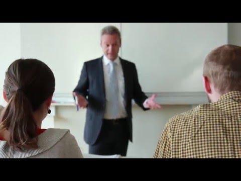 DHBW verbindet: Prof. Dr. Uwe Schirmer