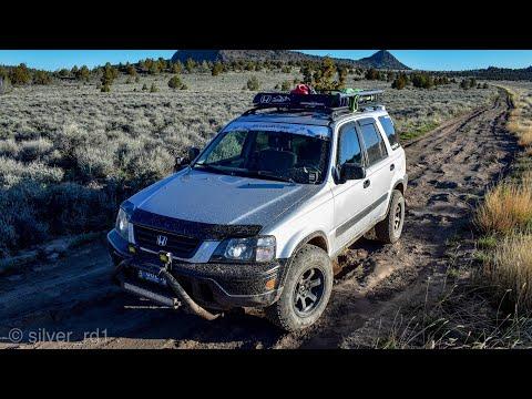 CRV Off-Roading: Exploring the Central Oregon High Desert