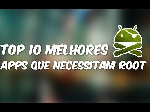 Top 10 Melhores Aplicativos Que Necessitam Root