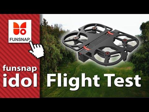 Flight Test - Drone Funsnap Idol (Xiaomi)