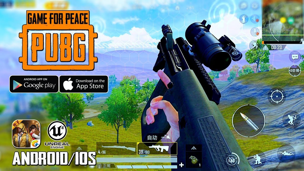 PUBG Mobile shut down in China in favor of blood-free clone