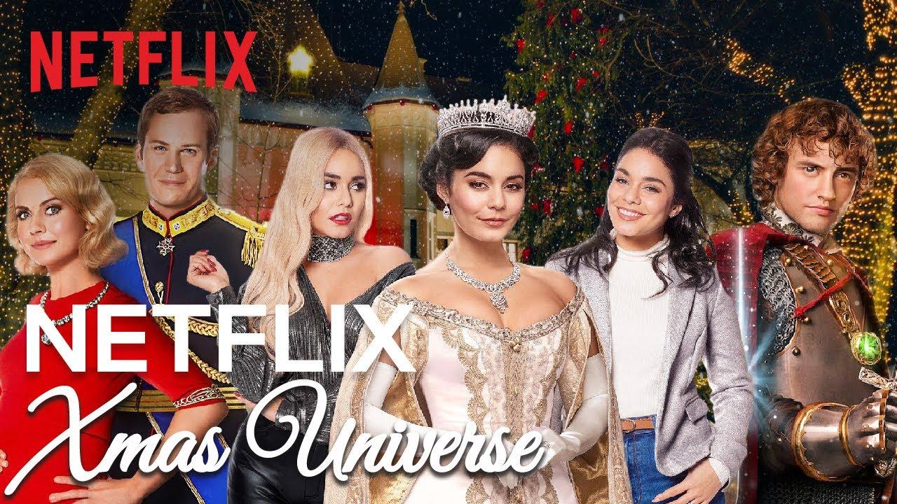 Do You Understand The Netflix Christmas Universe? | Netflix