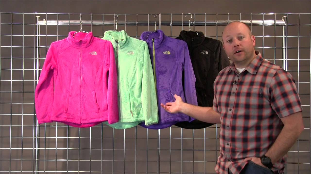 d6544a297 The North Face Girls Osolita Jacket 2015-2016 - YouTube