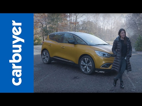 Renault Scenic MPV in-depth review - Carbuyer - YouTube