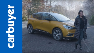 New 2017 Renault Scenic MPV in-depth review – Carbuyer – Ginny Buckley