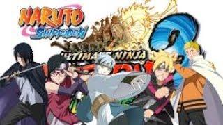 Naruto Shippuden Ultimate Ninja Storm 3 Road To Boruto ModPack V3.8