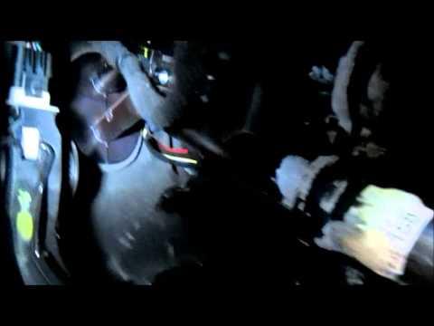 Ремонт потекшей печки в Peugeot 307 SW