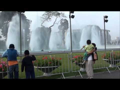 ESTADIO NACIONAL - Lima, PERU