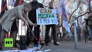 Russian Russian norway embassy in