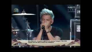 NOAH - Hidup Untukmu Mati Tanpamu (APM 2014) NET. TV 17-10-2014