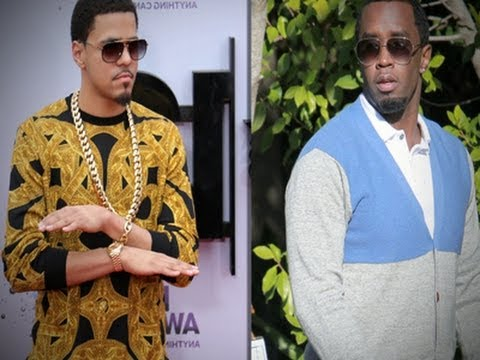 Did J Cole And Diddy Fight After The VMA Awards? - HipHollywood.com