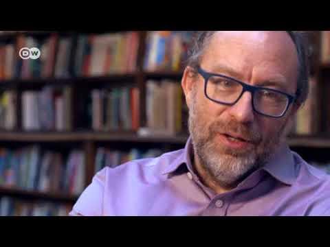 جيمي ويلز مؤسس ويكيبيديا | صنع في ألمانيا