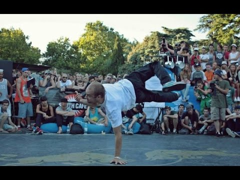 Bboy Intact AWESOME footwork 2016&2017