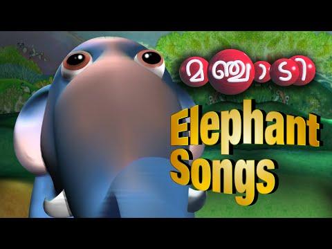 Elephant songs from Manchadi
