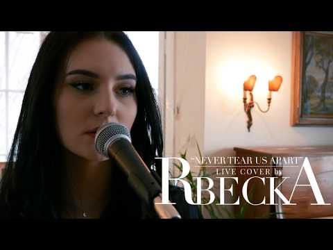 """Bishop Briggs - Never Tear Us Apart (From """"Fifty Shades Freed"""") - Cover by RBECKA #NÄSTANIVÅ2018"""