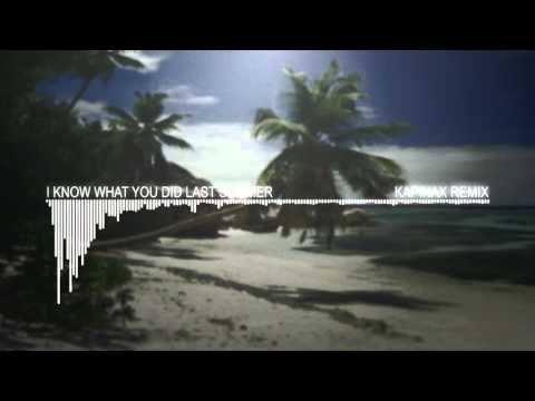 Shawn Mendes - I Know What You Did Last Summer (kapinax Remix)