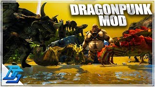 connectYoutube - Dragonpunk Mythical Creatures & Magic Mod All Creatures , Server Launch - Ark Survival Evolved