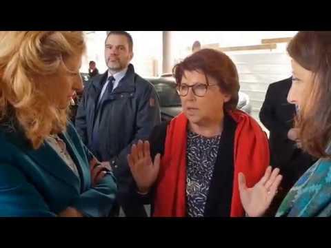 Martine Aubry n'a pas apprécié la visite surprise à Lille de Belloubet et Buzyn