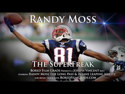 Randy Moss - The SuperFreak