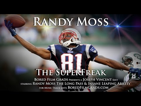 Randy Moss - The SuperFreak