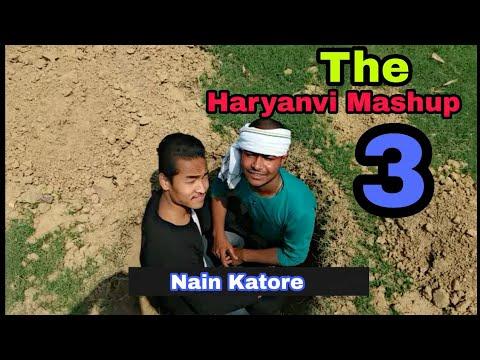 Nain Katore - The Haryanvi Mashup 5 | THM5 | Lokesh Gurjar, Gurmeet Bhadana, Desi King | Official