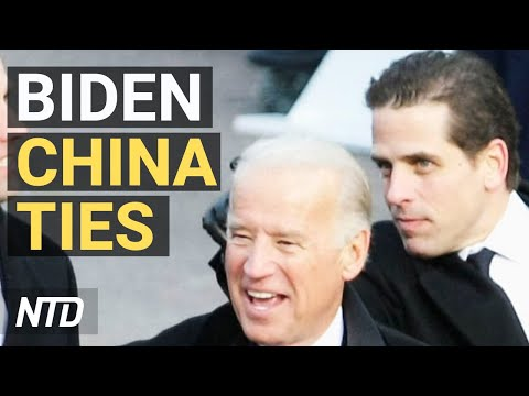 Hunter Biden's secret ties with China exposed; Senate to subpoena Twitter CEO; 'Back the Blue' in NY