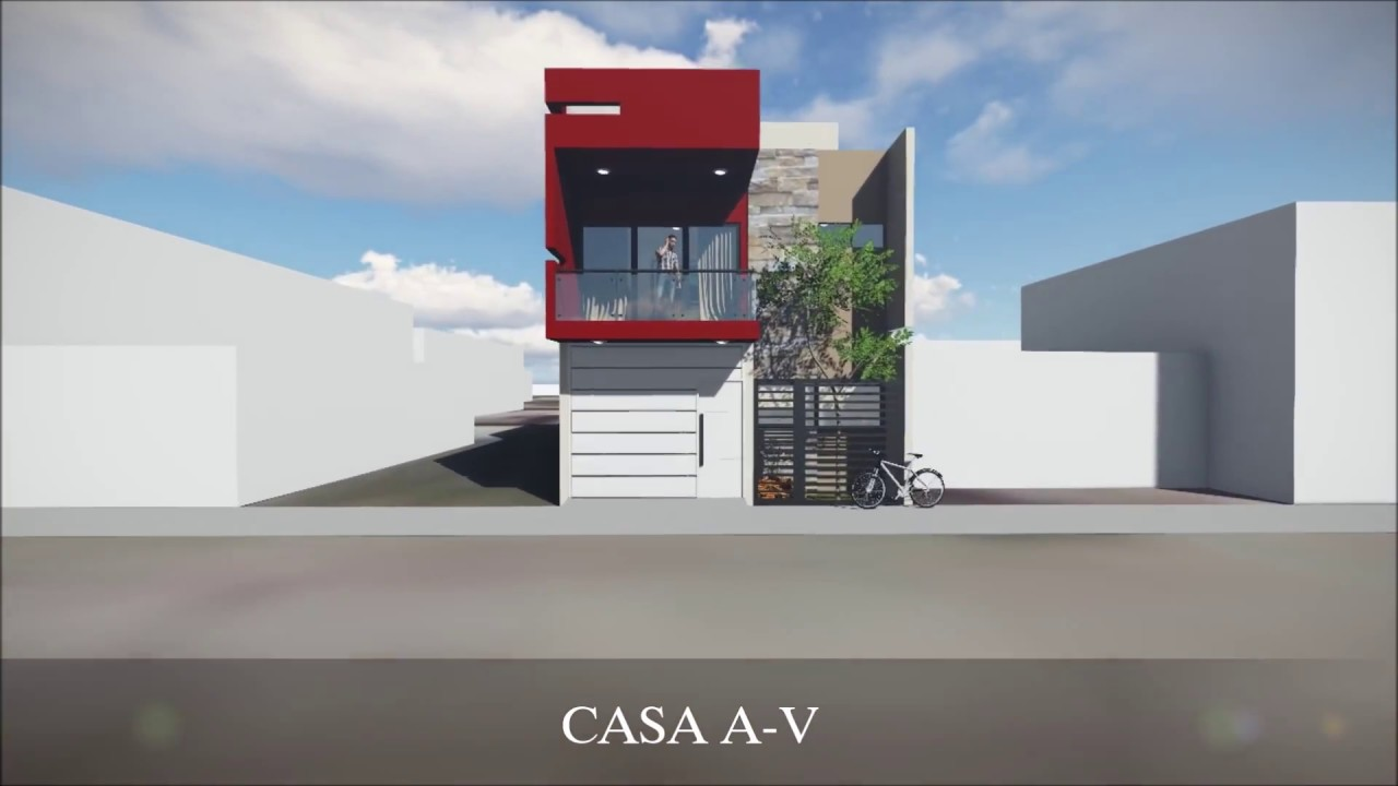 Virtual tour sketchup lumion 6 animacion 3d casa for Casa habitacion 3d