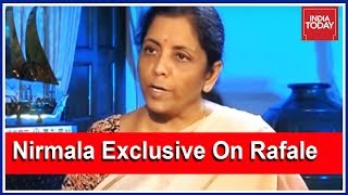 Video Nirmala Sitharaman Exclusive Interview On Rafale Deal; Says Congress Spreading Misinformation download MP3, 3GP, MP4, WEBM, AVI, FLV November 2018