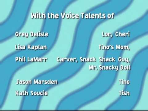 The Weekenders End Credits