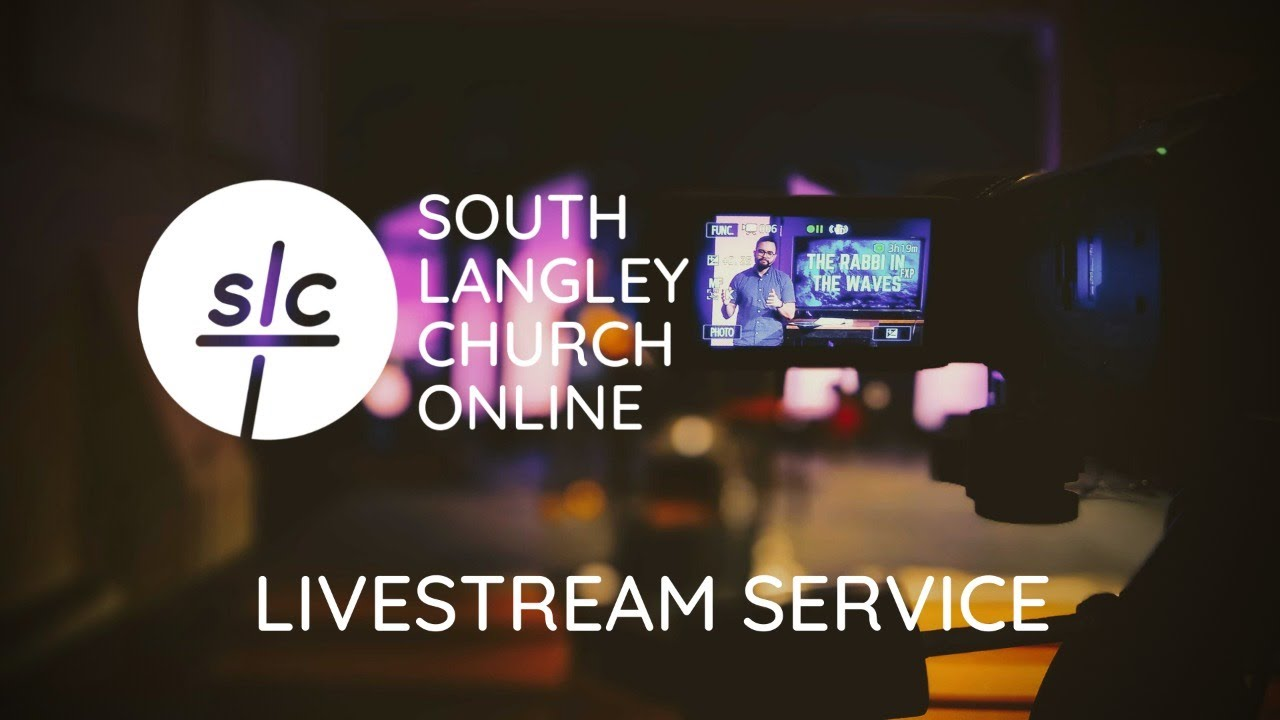 October 25 - Sermon on the Mount - Week 25 - Livestream