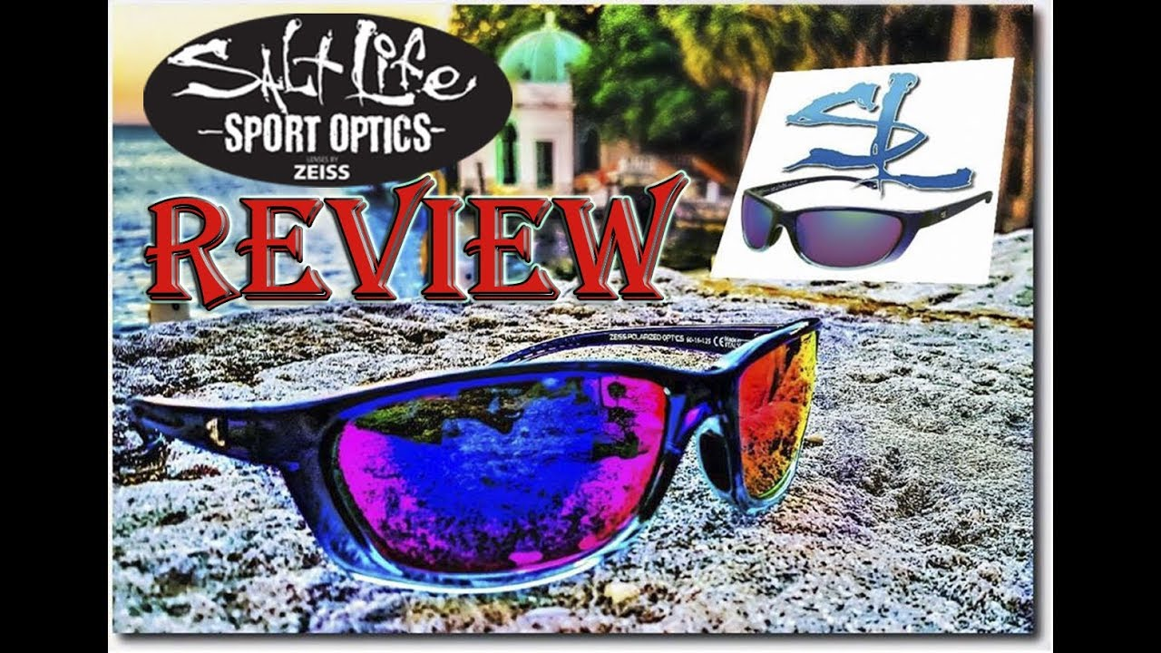 5d13ff71ab Salt Life Optics Five Month Review - YouTube