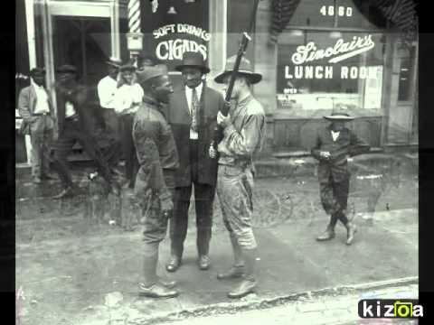 Kizoa Video Maker: Chicago Race Riot 1919