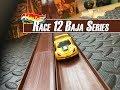 Hot Wheels 2015 Chevy Corvette C7.R Yellow-Race 12