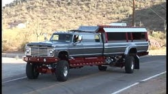 Monster Truck Limo Looking Gorgeous!