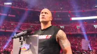 The Rock - It doesn
