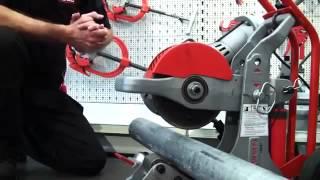 видео Труборезы для стальных труб