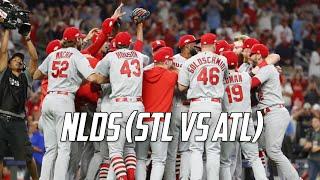 MLB | 2019 NLDS Highlights (STL vs ATL)