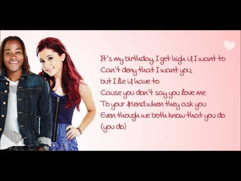 Leon Thomas III feat Ariana Grande - Take Care - Lyrics HD