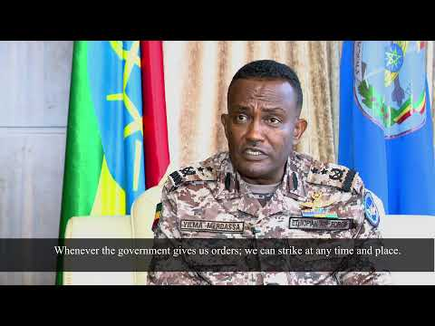 Readiness of Ethiopian Air Force to Protect National Sovereignty