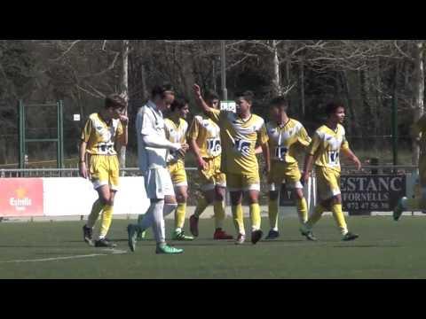 Davie United vs CF Badalona   Class B