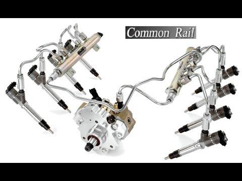Что такое система впрыска Common Rail? Особенности и принцип работы