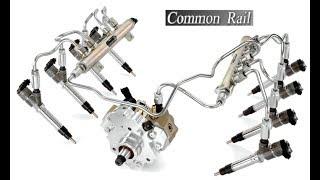 Что такое система впрыска Common Rail. Особенности и принцип работы