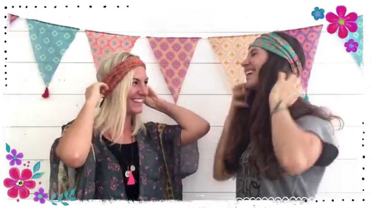Get creative with our Boho Bandeaus! - YouTube 5a288accd43