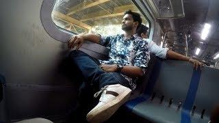 Mumbai AC Local Train Full Journey
